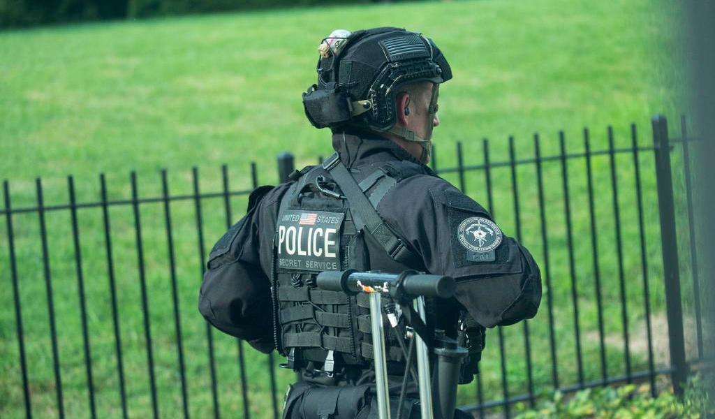 Aseguran a presunto agresor tras tiroteo cerca de Casa Blanca