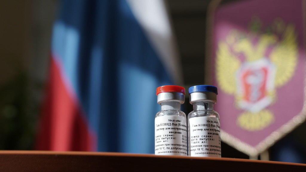 Rusia registra la primera vacuna del mundo contra el coronavirus