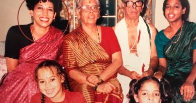 Quiero representar a las personas como mi madre: Kamala Harris