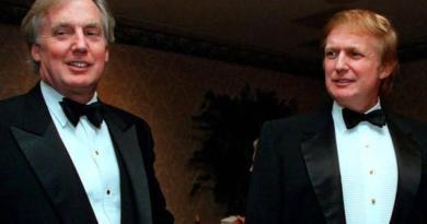 Muere a la 71 años Robert Trump, hermano menor de Donald Trump