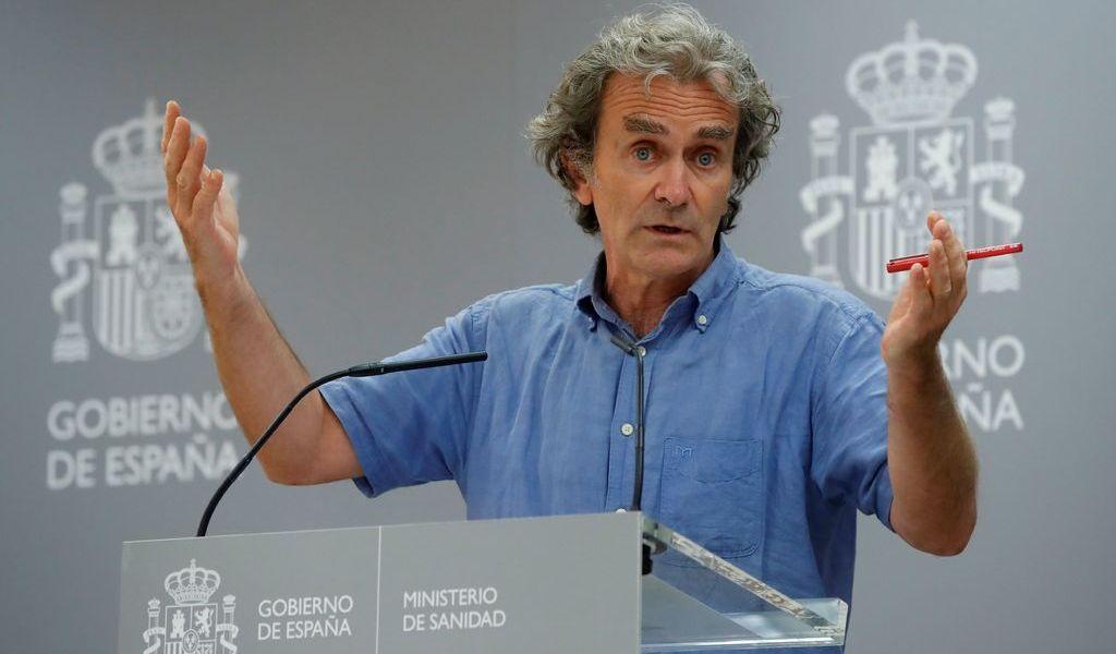 Suma España más de 16 mil nuevos casos