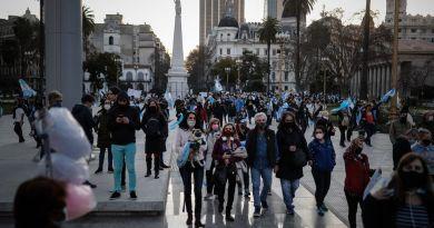 Argentina entra en nueva extensión de cuarentena