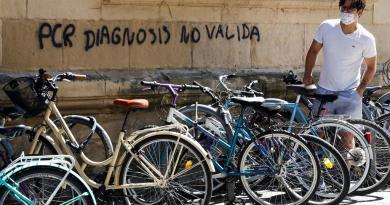 Reporta España más de 3 mil casos en 24 horas