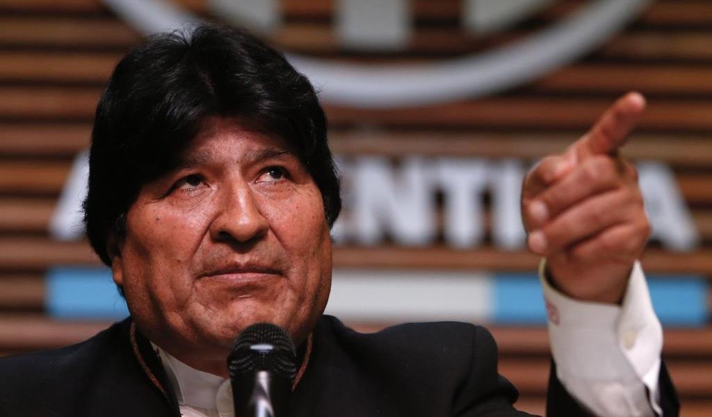 Denuncia Bolivia a Evo Morales por supuesta relación con una menor