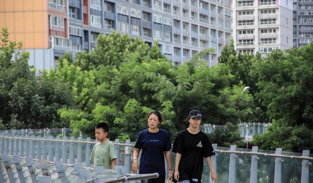 Beijing remueve uso obligatorio de cubrebocas