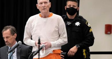 Dan cadena perpetua en EUA al asesino en serie 'Golden State Killer'