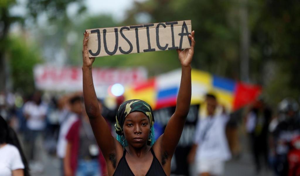 Fiscalía colombiana captura a responsables de masacre en el noreste del país