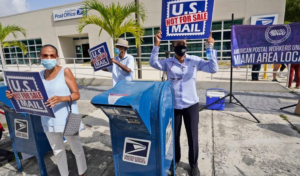 Sin indicios de ataques extranjeros a votos por correo