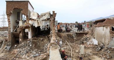 Fuertes inundaciones en Afganistán dejan más de 150 muertos