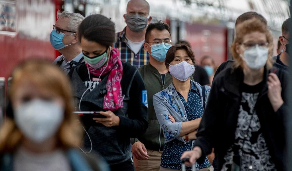 OMS lanza revisión en casos de pandemia