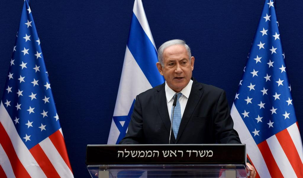Acusa Netanyahu a los palestinos de 'vetar la paz'