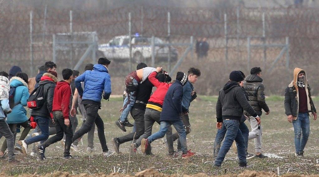 Grecia amplía vigilancia contra migrantes