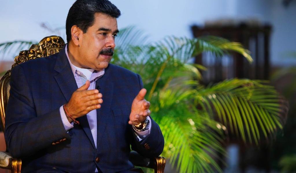 Acusa Maduro que Trump 'aprobó' su asesinato con francotiradores