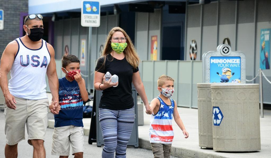 Tras seis meses de pandemia, hay 11 mil muertes en Florida