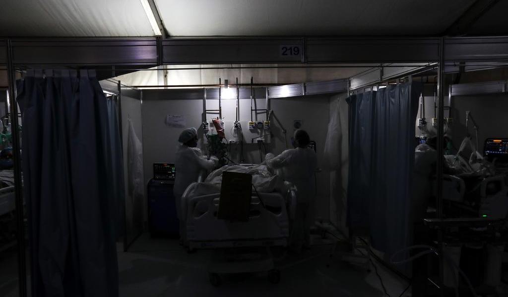 Río de Janeiro, con alta tasa de mortalidad