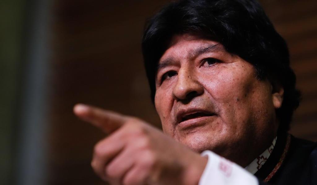 Inhabilitan postulación de Evo Morales a candidatura a senaduría