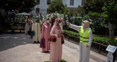 Suma Marruecos 7,718 casos nuevos de COVID-19 en solo cuatro días