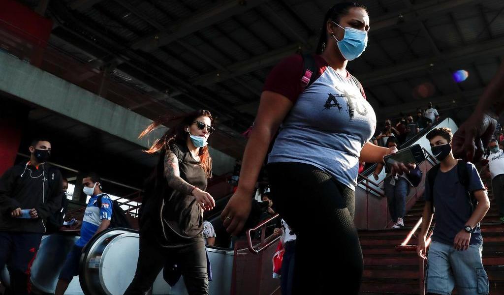 Brasil suma otra vez más de mil muertos en un día