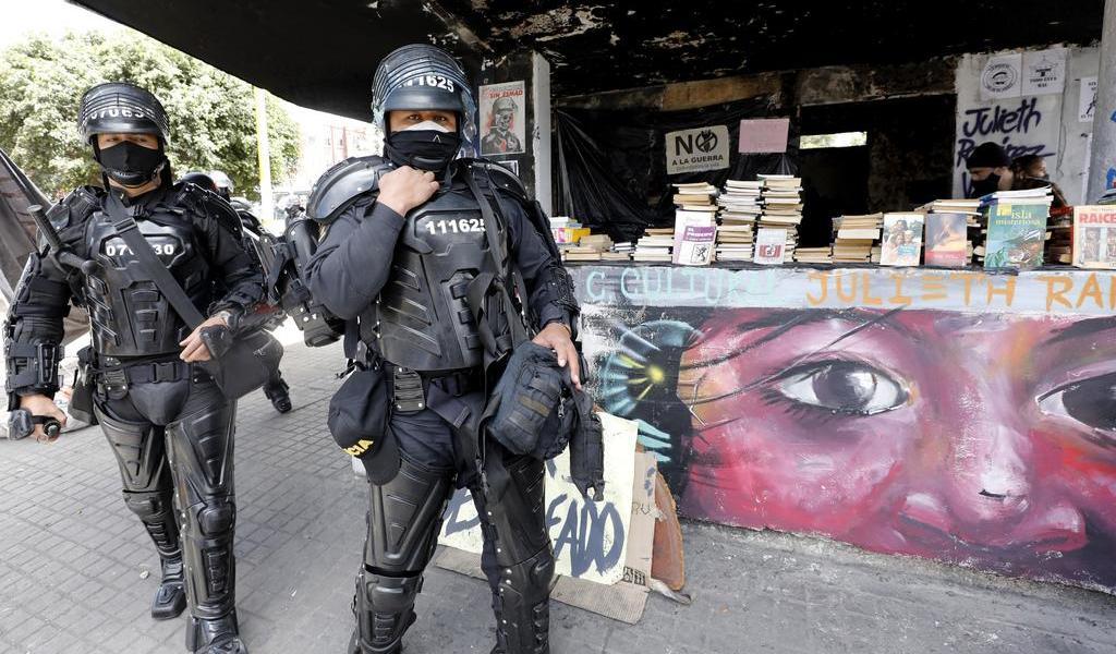Bogotá busca el cese a la violencia apelando al perdón y reconciliación
