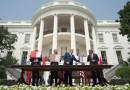 Formalizan relaciones con EAU y Baréin