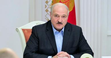 Presidente de Bielorrusia acusa a EUA de fomentar protestas en su contra