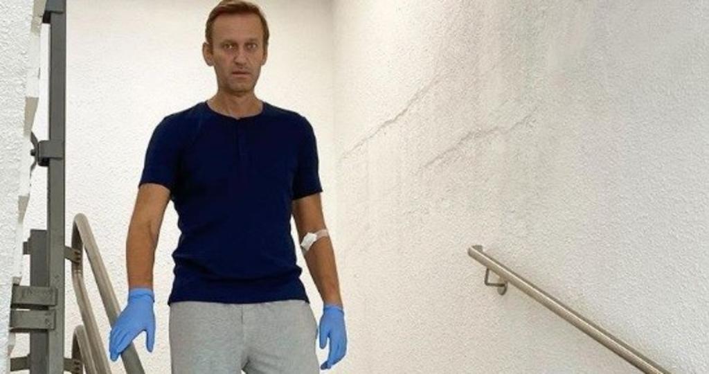 Disuelve Rusia formación que impedía a Navalni registrar su propio partido
