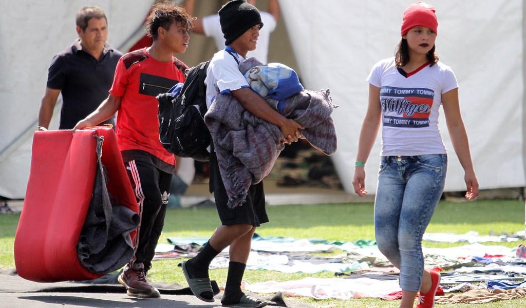 Nicaragua espera a 312 nacionales varados