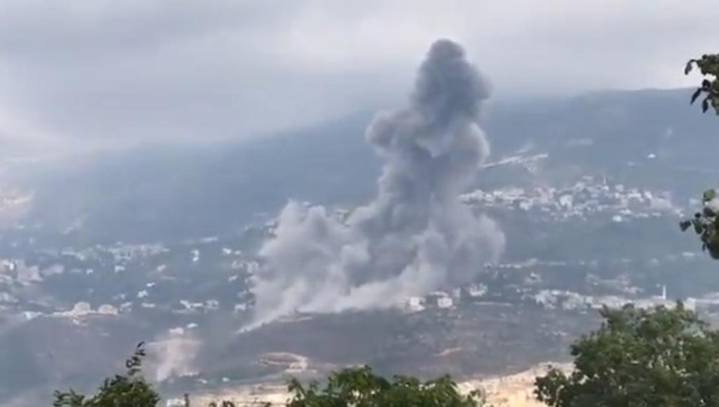 Se registra explosión en baluarte de Hezbolá en el Líbano