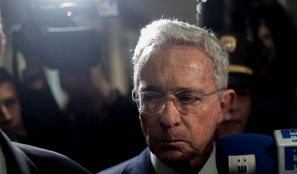 Corte Suprema de Colombia decidirá sobre ley que juzgará a Álvaro Uribe