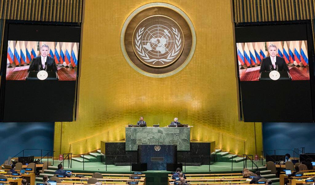 Expone reivindicaciones Latinoamérica en ONU