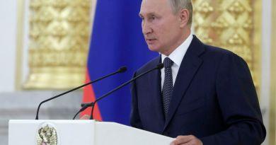 Proponen a Putin para Nobel de la Paz