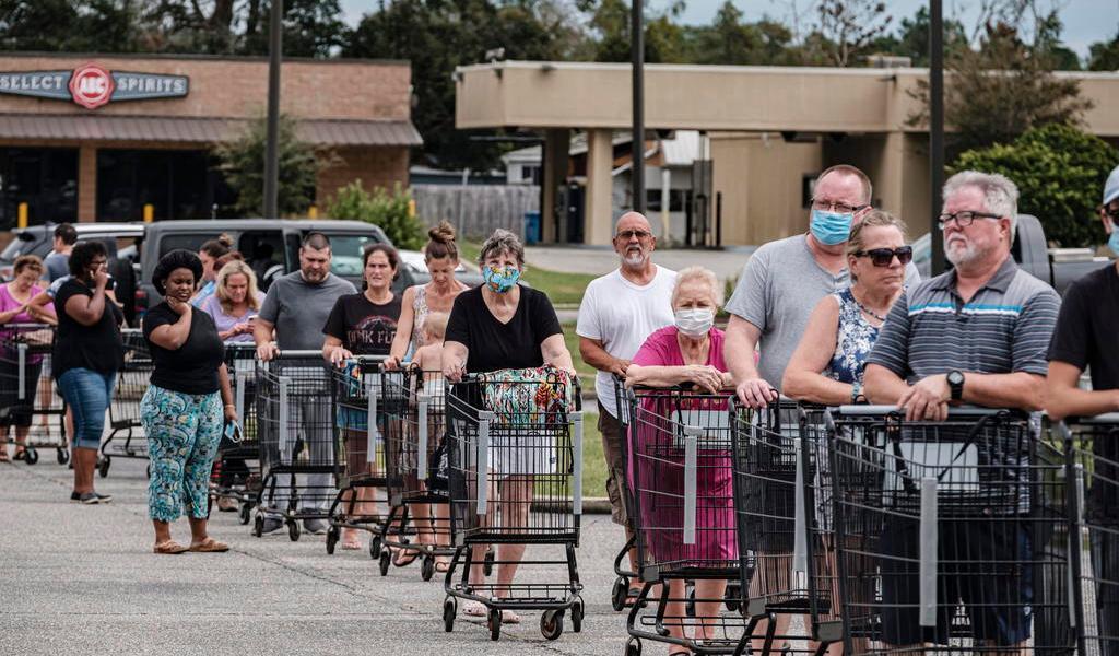 Permite Florida plena apertura comercial con casi 3 mil casos nuevos de COVID-19