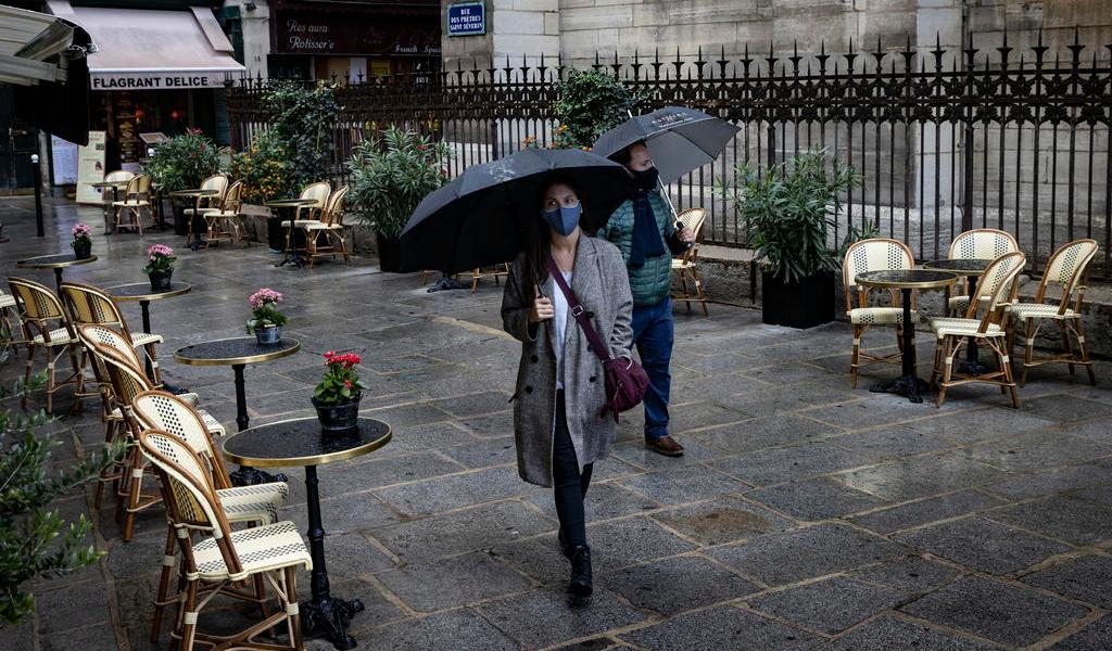 Francia suma 4,070 casos y 81 muertes por COVID-19 en un día