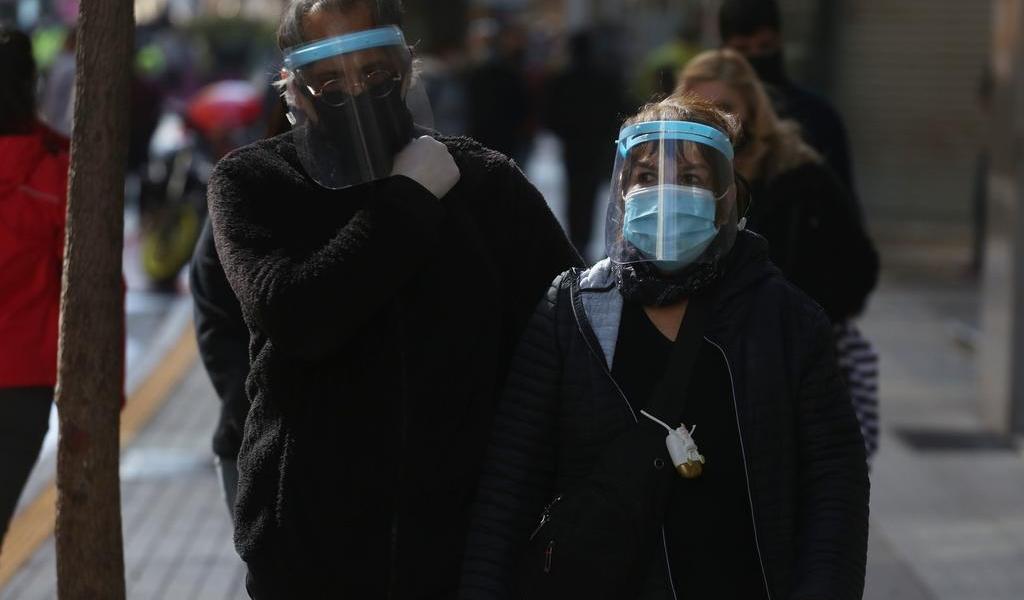 Chile supera los 460,000 casos acumulados de COVID-19