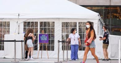Tasa de pruebas positivas de COVID-19 supera el 3 % en Nueva York