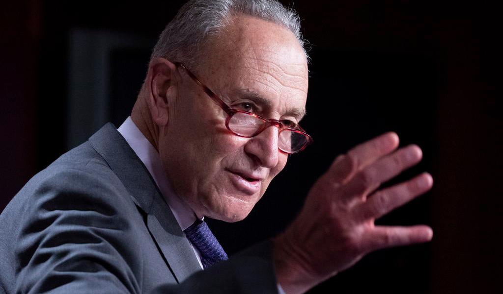 Líder demócrata del Congreso de EUA no se reúne con nominada de Trump al Supremo