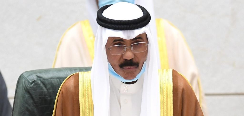 Nawaf al Sabah asume como emir de Kuwait; da mensaje de unidad