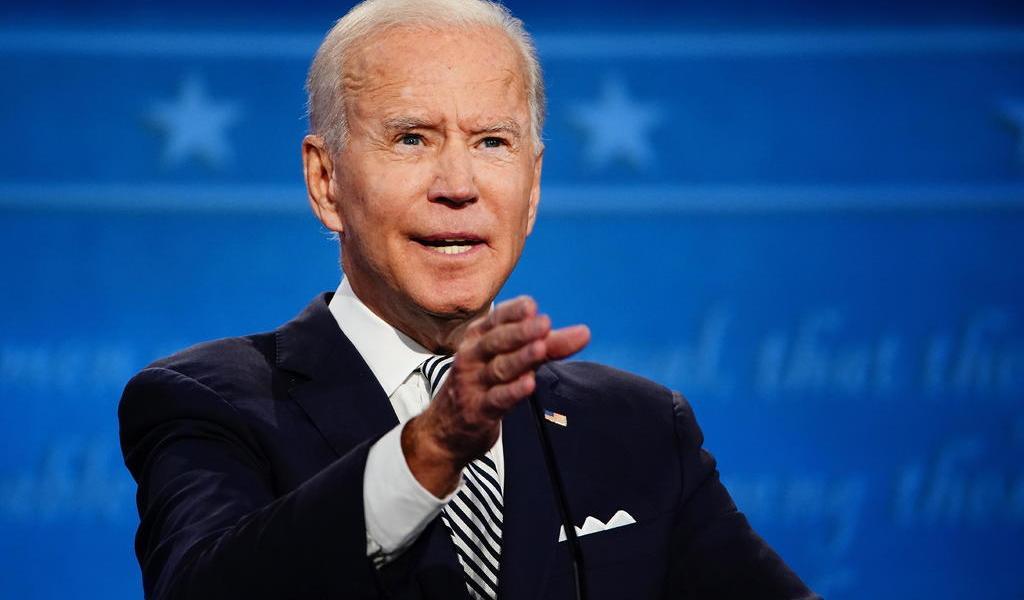 Joe Biden se hará prueba de COVID, luego de que Trump diera positivo