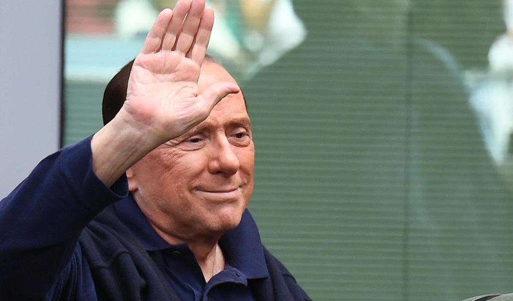 Berlusconi envía su afecto a Trump y Melania tras dar positivo a COVID-19