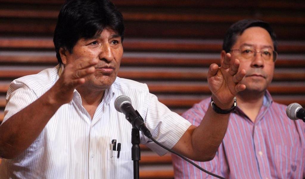 Evo Morales, en la mira judicial de Bolivia; su partido sigue en carrera electoral