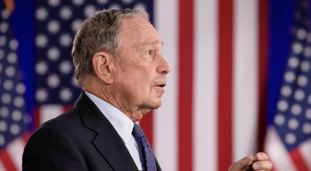 Impulsa Bloomberg voto latino en Florida con donación a Poder Latinx