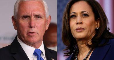 Pence y Harris: ¿Un cara a cara separados?