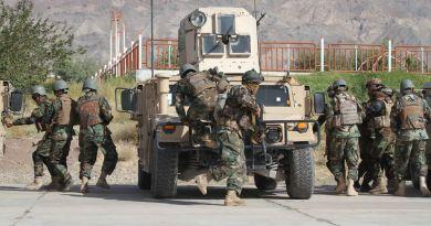 Pide coordinación en salida de tropas