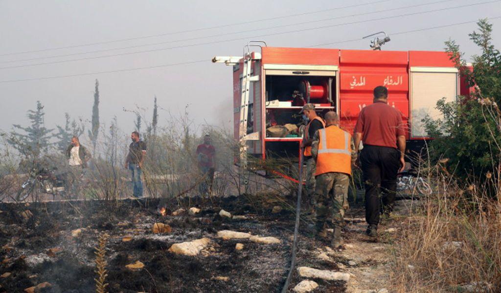 Incendios en Medio Oriente dejan tres muertos
