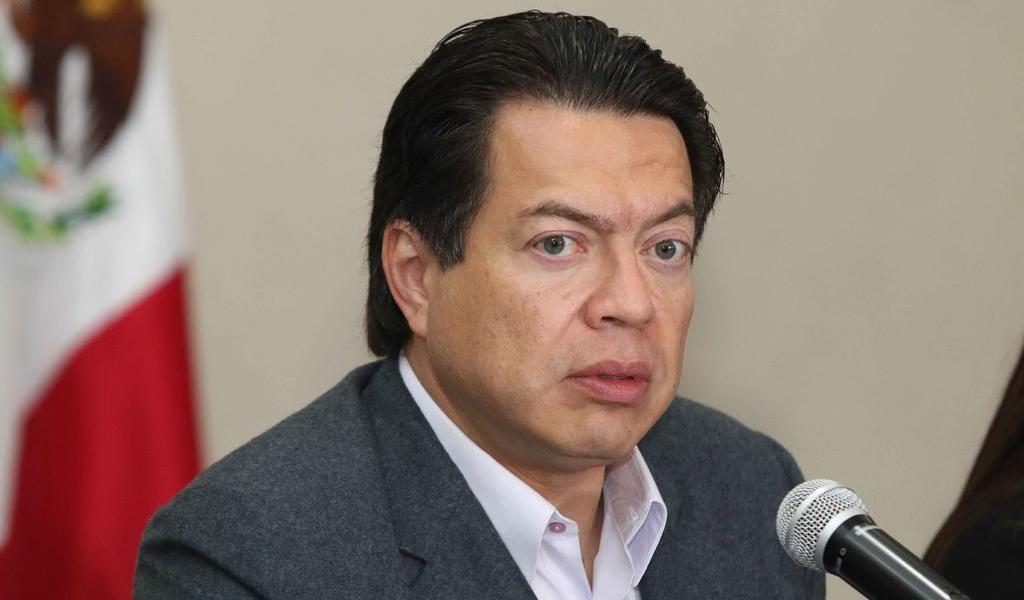 Mario Delgado pide a la dirigencia de Morena no tomar protesta a Muñoz Ledo