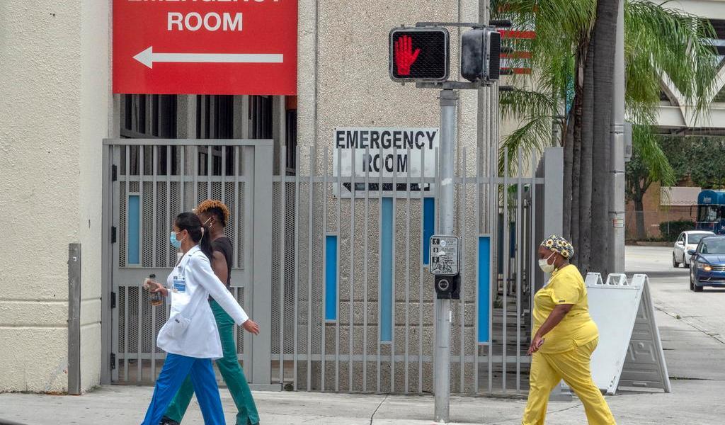 Agrega Florida otros 1,533 casos de COVID-19