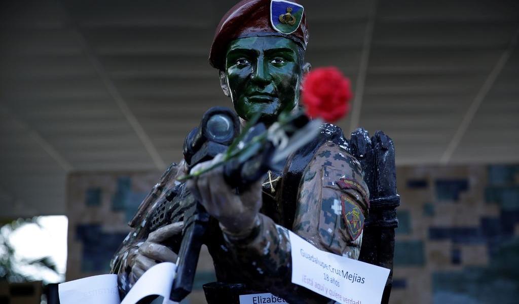 Bloquea Ejército de El Salvador inspección de archivos por masacre en El Mozote