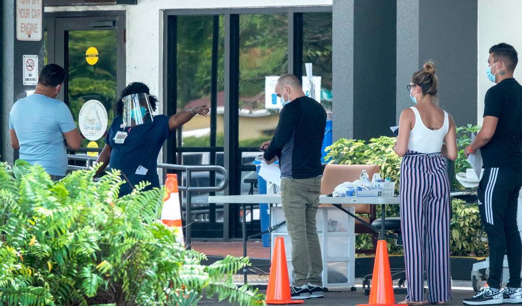 Supera Florida las 16 mil muertes por COVID-19