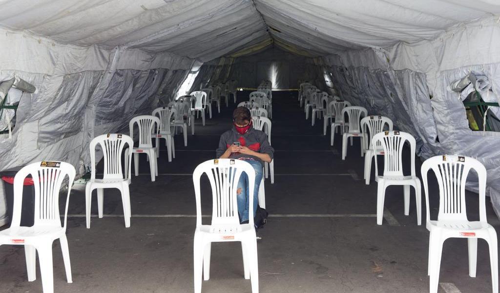 Reporta Ecuador 153,289 casos de COVID-19