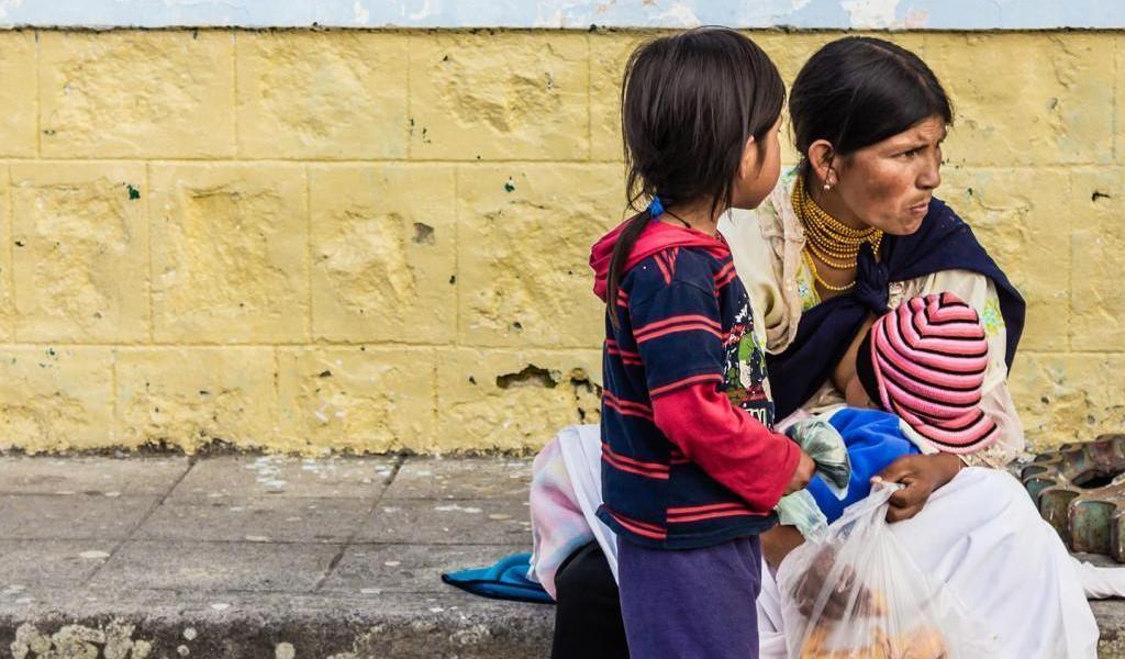 Ecuador, con la segunda tasa más alta de desnutrición infantil regional